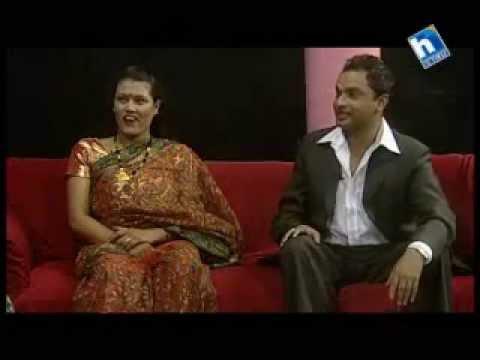 Jeevan Saathi with Pashupati Sharma and Rekha Sharma