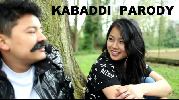 Kabaddi Parody from UK