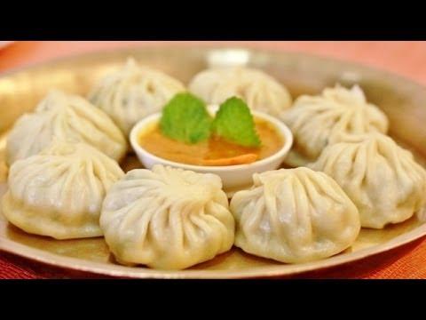 Nepali style pork momo recipe