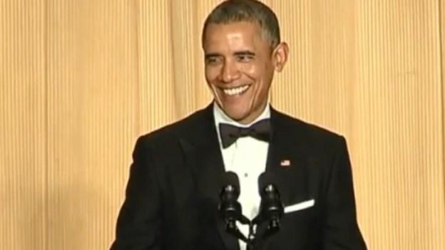 President Obama's Funny Speech at the 2014 White House Correspondents' Dinner