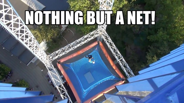 Scariest Theme Park Ride Ever!