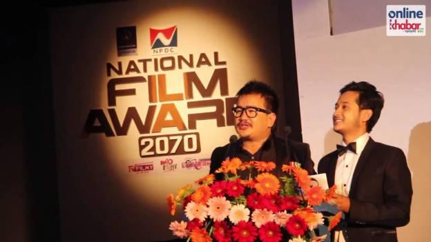 Takme Buda at NDFC Award 2070