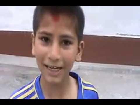 Future Nepali Leader! …with skills!