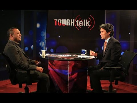 Interview with Gagan Thapa – Tough Talk