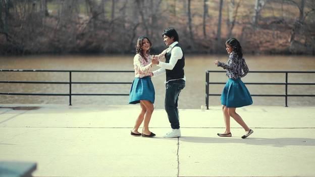 Resham Filili Dance Cover by NepRockeeerz