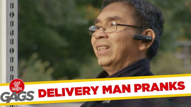 Delivery men pranked – Best of Just for Laughs