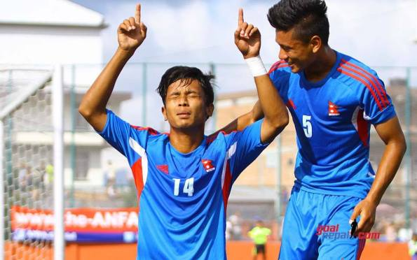 Nepal Beats Bangladesh U-19 2-1, Enters Semifinals As A Group Winner