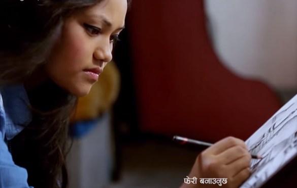 Inspirational Pop Song, 'Aba Uthau' By Dharmendra Sewan