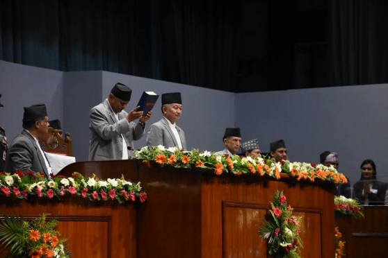 New Constitution of Nepal 2072 Announced
