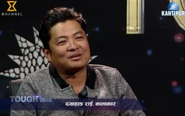 Tough Talk interview with Dayahang Rai