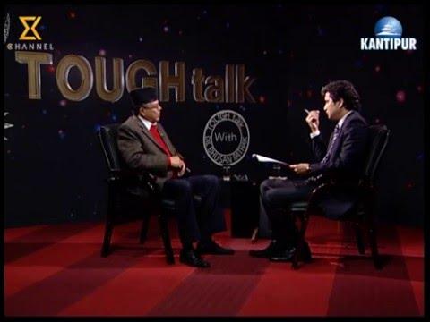 Tough Talk with Jhalanath Khanal