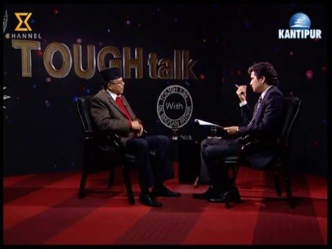 Tough Talk with Jhalanath Khanal