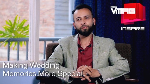 M&S Inspire: Wedding Photography Tips and Tricks with Shahnawaz Mohammad