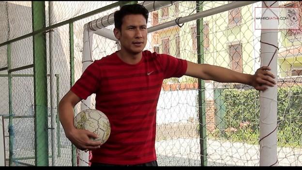 A Story of Sagar Thapa on Hamro Katha