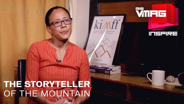 M&S Inspire:  Ramyata Limbu Kathmandu International Mountain Film Festival (KIMFF)