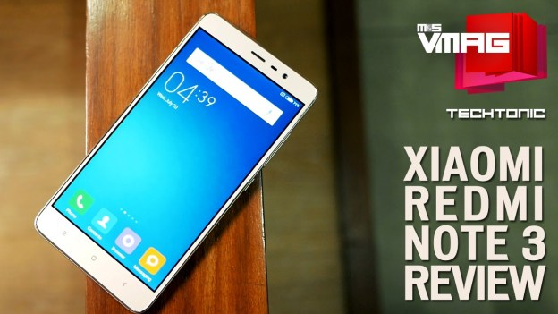 Gadget Review: Xiaomi Redmi Note 3