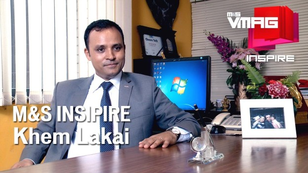 M&S INSPIRE: Interview with Khem Lakai of GATE College