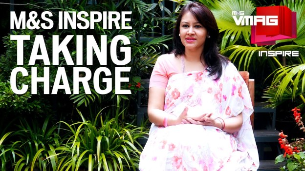 M&S INSPIRE: Taking Charge – Preeti Thapa