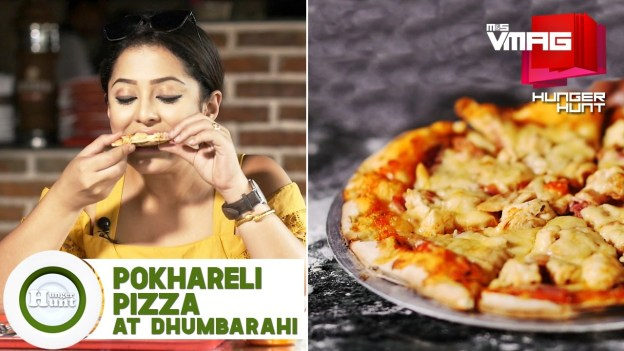HUNGER HUNT: Pokhareli Pizza at Dhumbarahi
