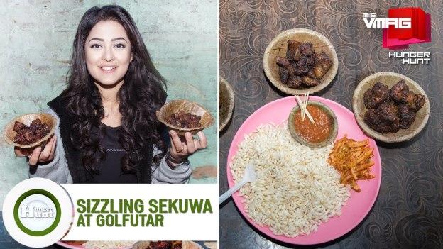 HUNGER HUNT: Sizzling Sekuwa at Golfutar