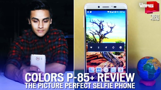 TECH & TOYS: The Picture Perfect Selfie Phone – Colors P-85+