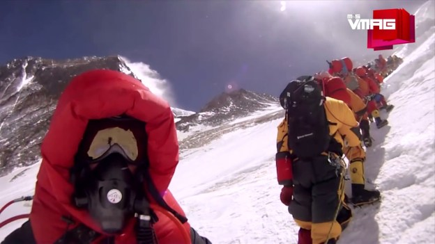 M&S INSPIRE: Merciless Mountains – Temba Tsheri Sherpa
