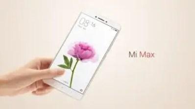 Mi Max in Nepal price