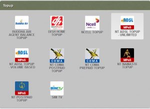 Mobile recharge Topup