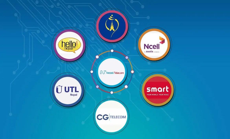 Telecom companies in Nepal