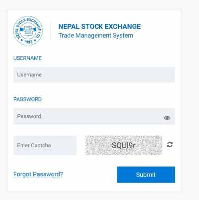 Nepse online share trading