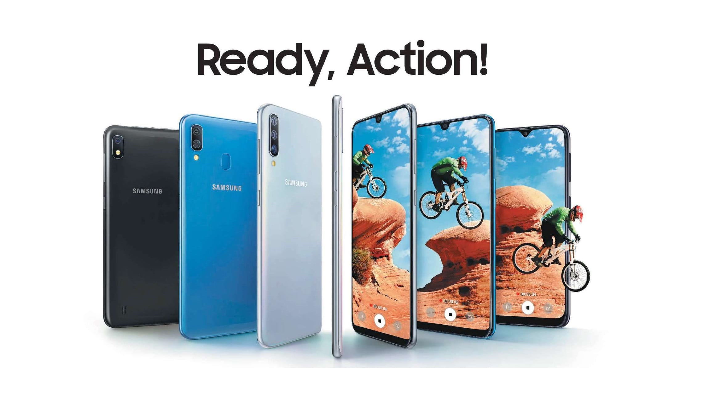 Samsung A30 and A50 available in Nepali market