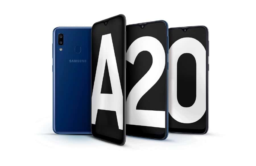 galaxy a20 price in nepal