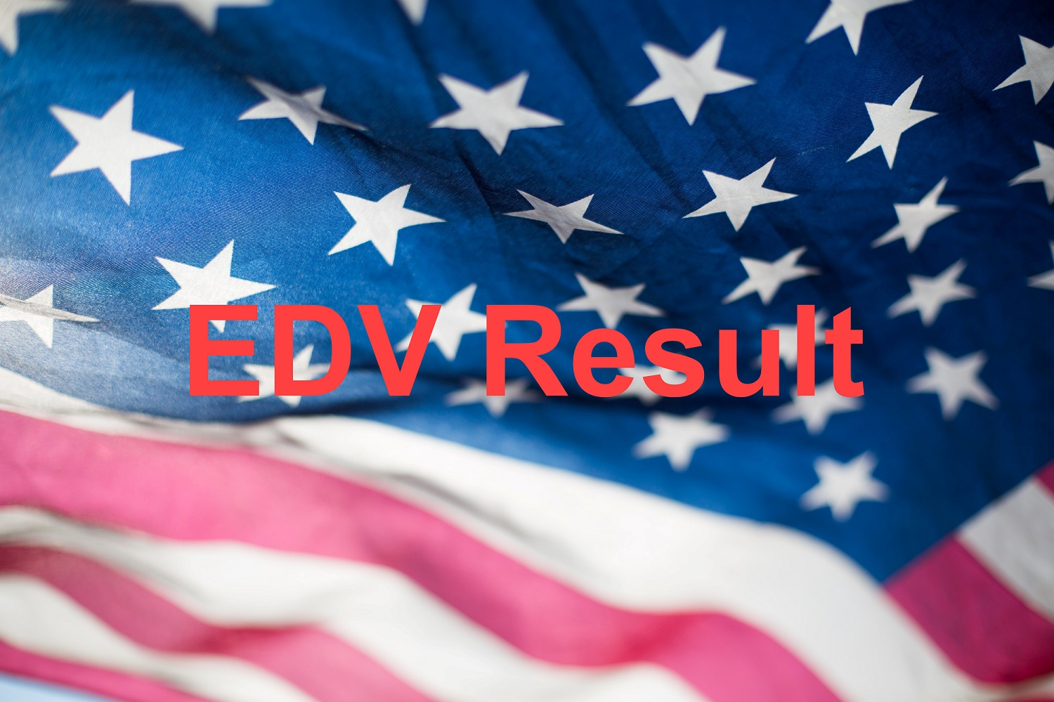 check EDV result
