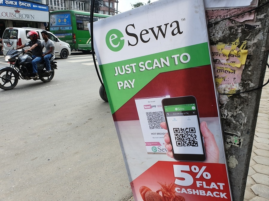 eSewa subscribers cross 20 lakhs, merchant account reaches 25k