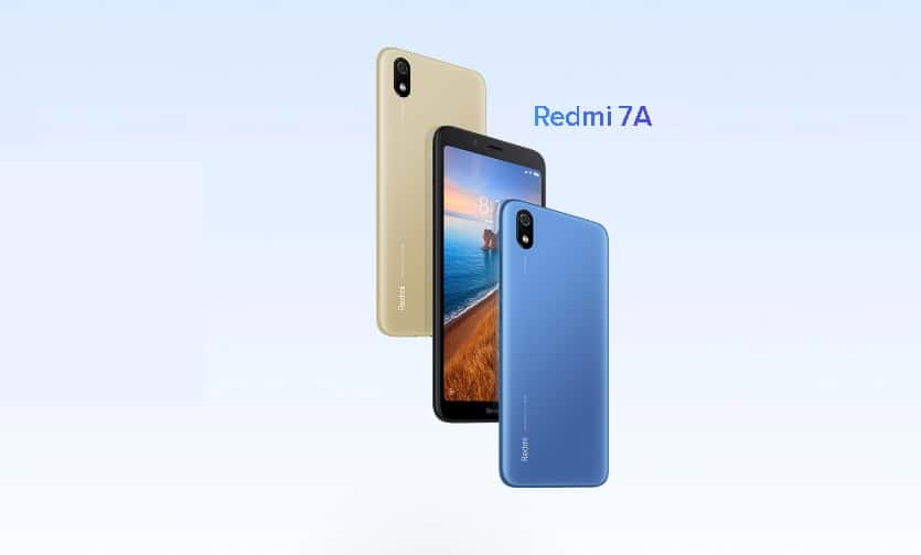 Redmi 7A price in Nepal