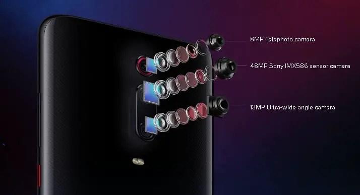 Redmi K20 Pro camera