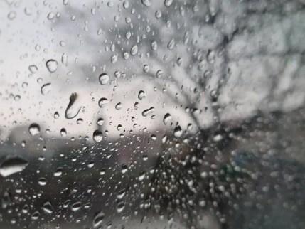 Samsung S10 rain water sprinkle