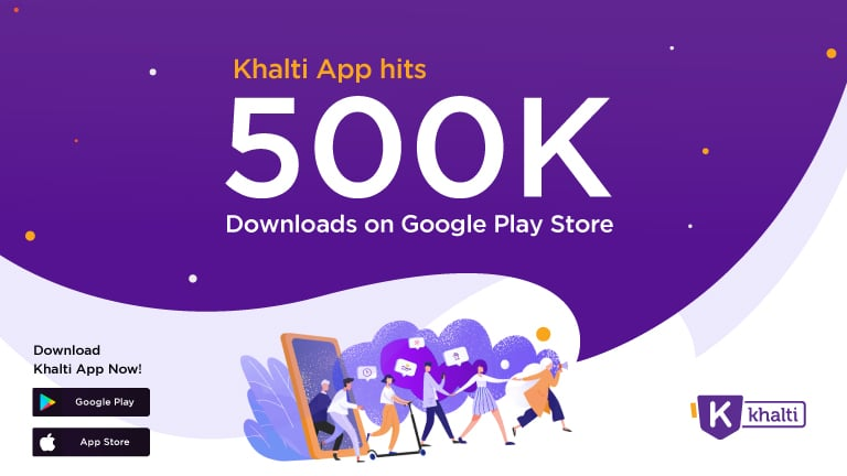 Khalti app downloads