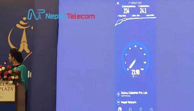 Ntc 4G speed