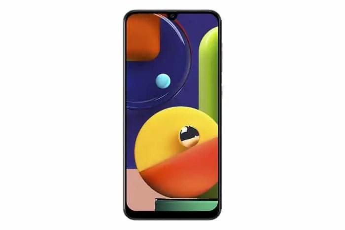 Samsung A50s Nepal