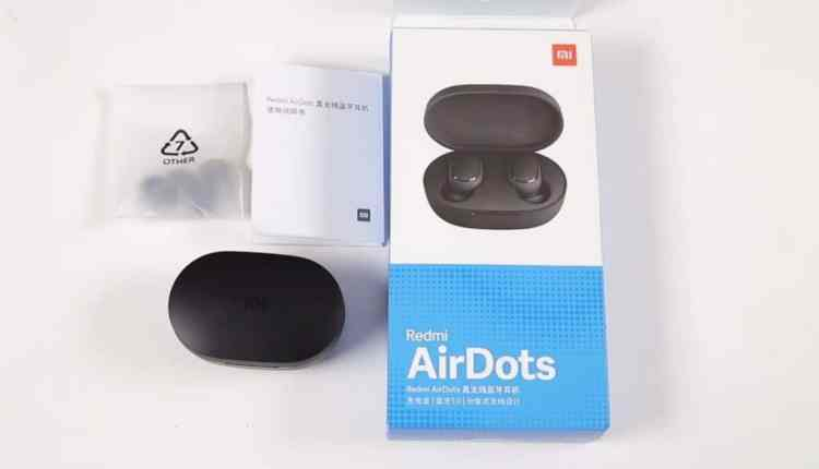 redmi airdots accessories