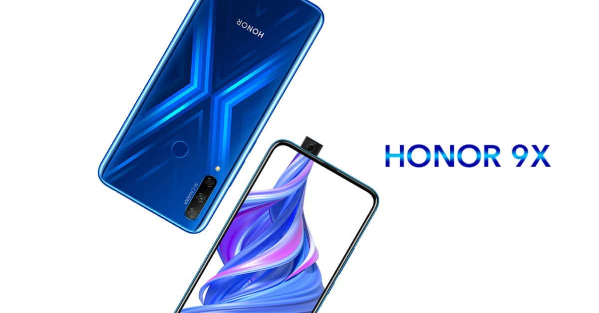 Honor 9X featured image