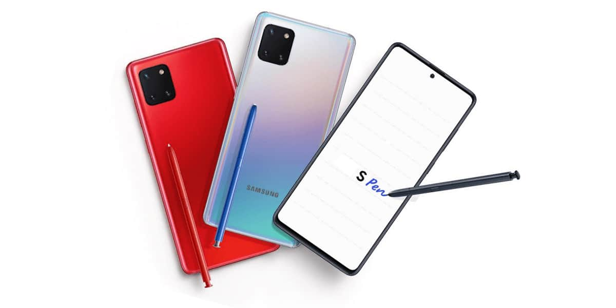 galaxy note10 lite featured