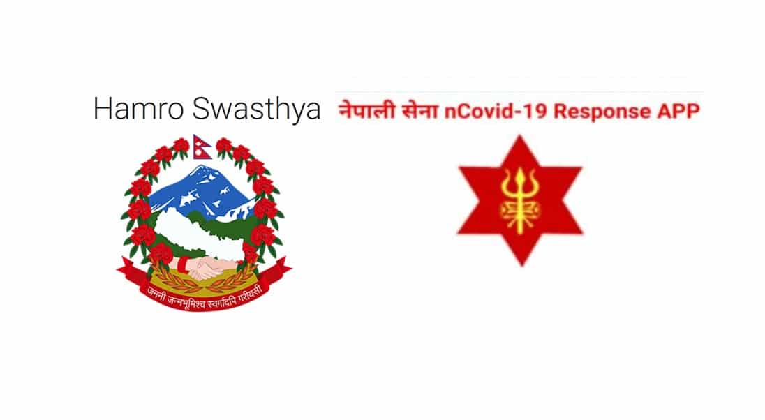 covid 19 apps Nepal