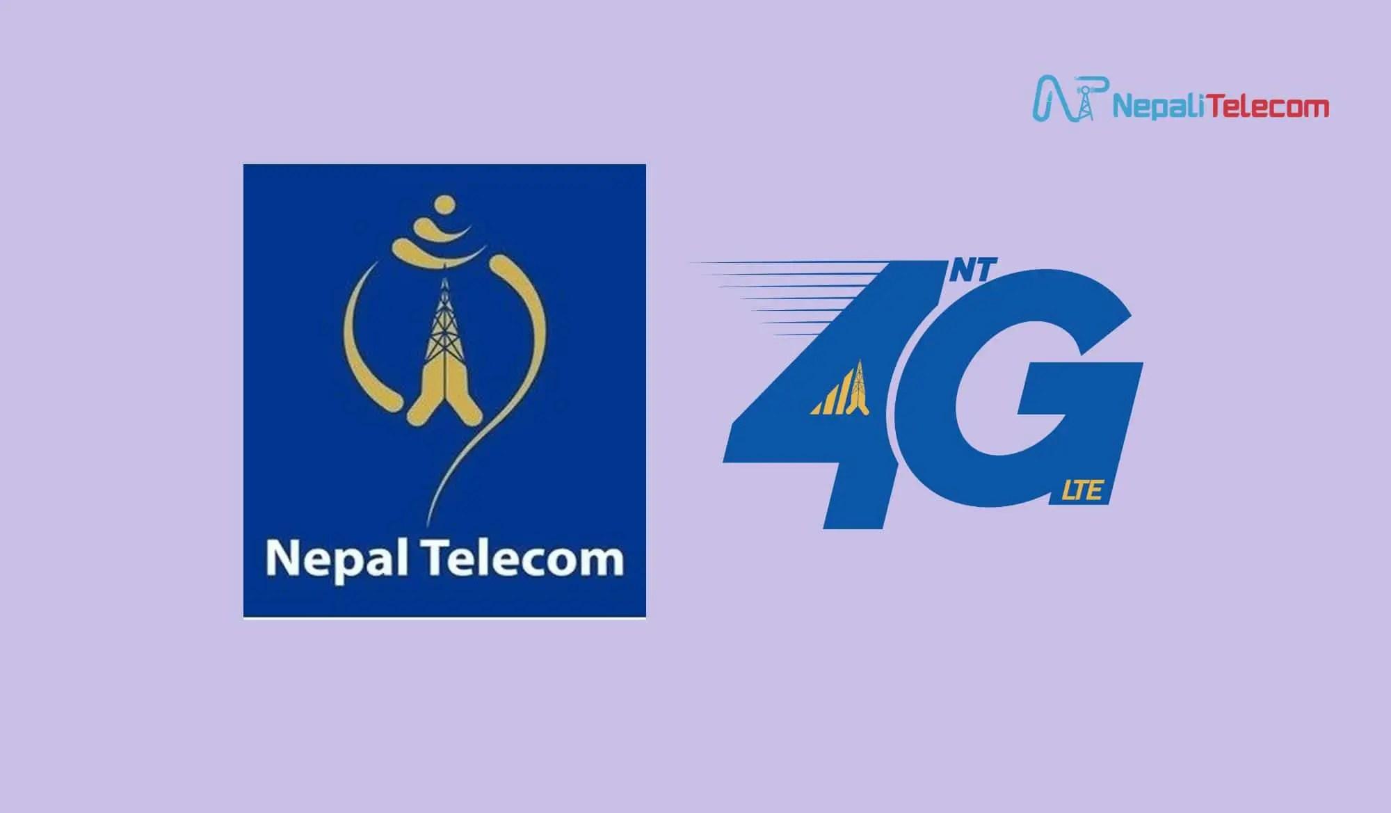 Nepal Telecom 4G LTE