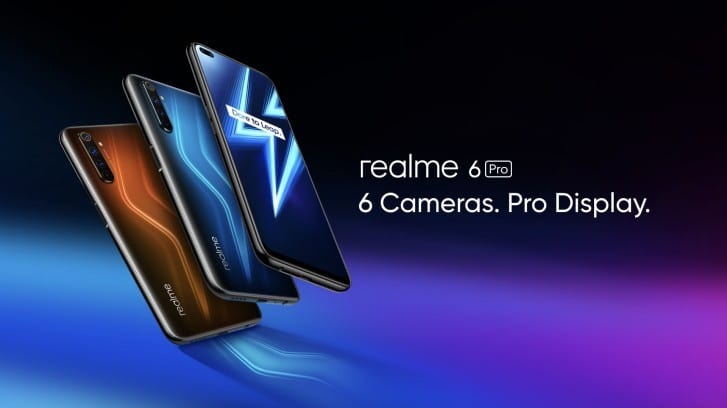 realme 6 pro featured