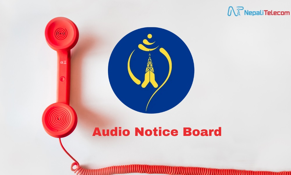 Ntc Audio Notice board service