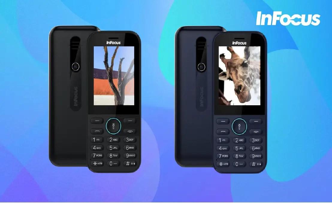 Infocus Vibe 3 phone Nepal