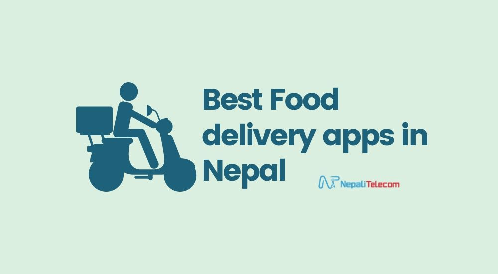 Best Food delivery apps in Nepal