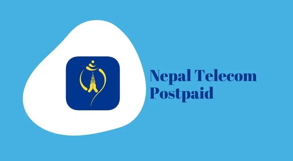 Nepal Telecom postpaid
